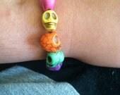 Skull Bracelet(back in stock)