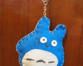 Totoro keyring