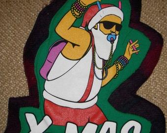 Merry X-Mas Patch