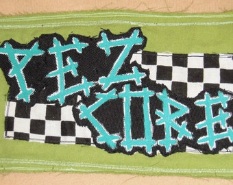 Less Than Jake Patch
