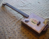 Cigar Box Guitar - AF Churchill