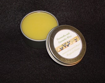 Carnauba and Lavender Wax for Spinning Wheels and Looms - Made From 100%  Organic Ingredients
