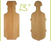 13 in Sorority or Fraternity Paddle, Traditional or Cello Shape.  Best Prices