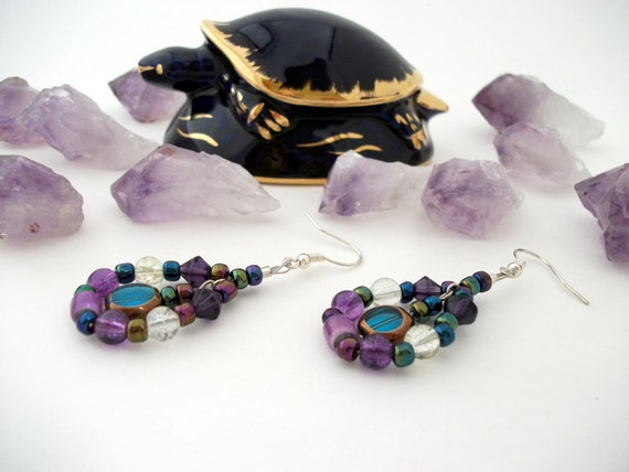 TossOn Earrings: Bring Me the NIght
