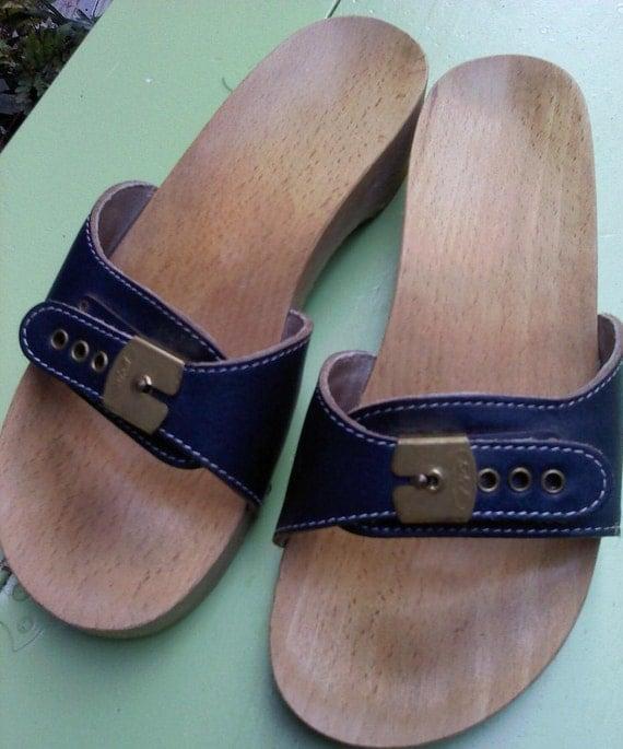 how to break in dr schols sandals