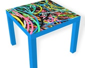"Coffee Table ""Cord Clash"""
