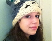 "Knitted ""My Neighbor Totoro"" Hat"