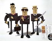 3D Yakuza Characters & Accessories