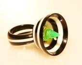 Ring Green Nose