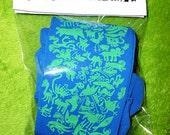 ANIMAL tights /70 den/ (hand printed)