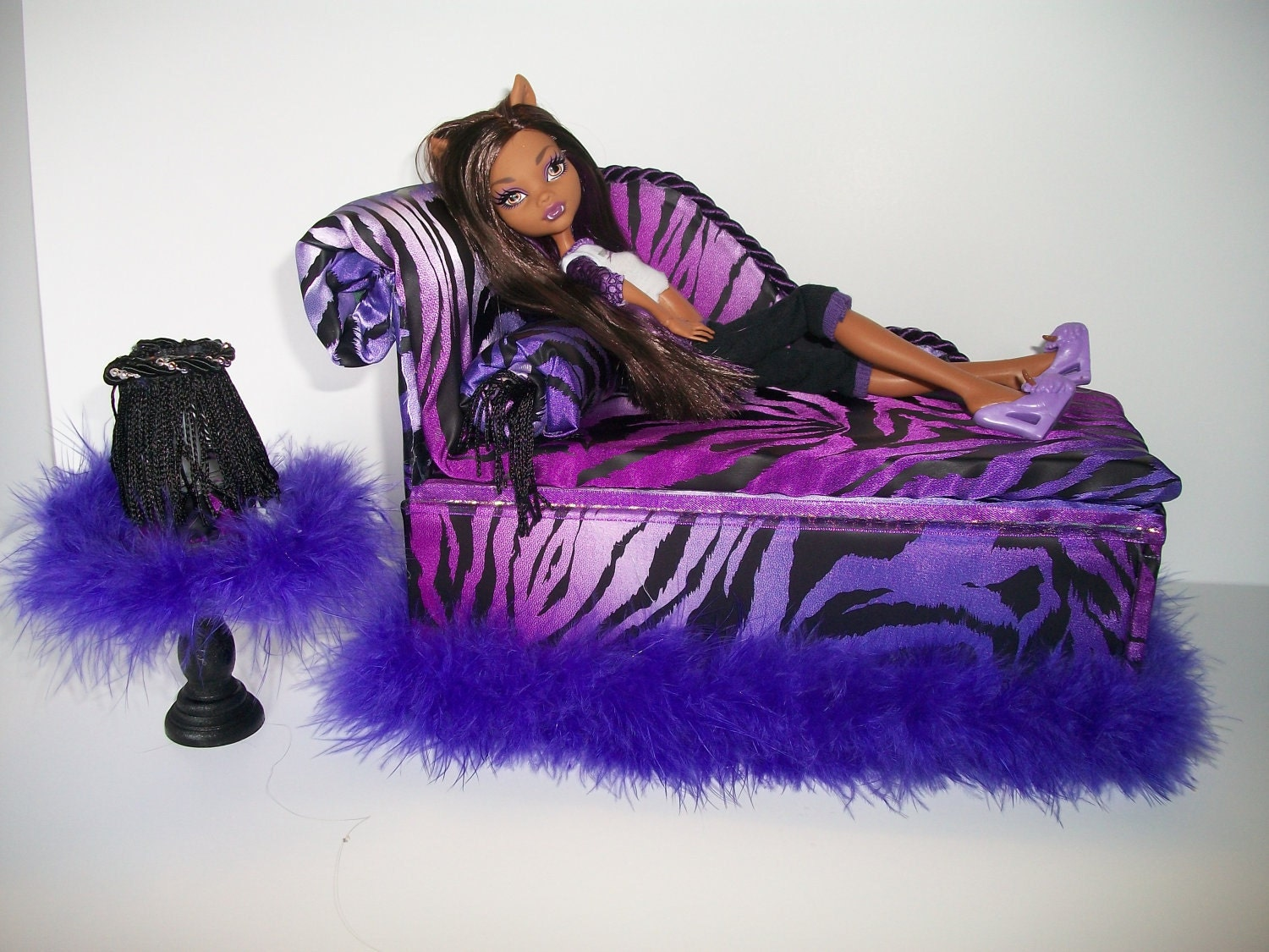Monster High Clawdeen Wolf Bed Set