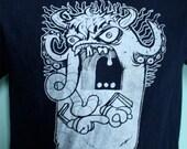 Exquisite Corpse Robo-octo-bear - sm, md, lg, xl