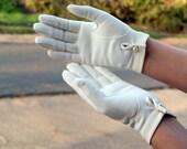 Vintage White Gloves -Preteen