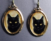 CUSTOM Personalized  Cat and Dog and Pig Earrings