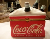Coca Cola Ice Cooler Large Trinket Box