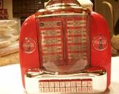 Coca Cola Jute Box