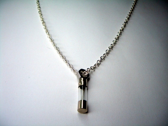 Glass Fuse Necklace