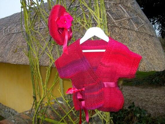 Very Berry Sweater