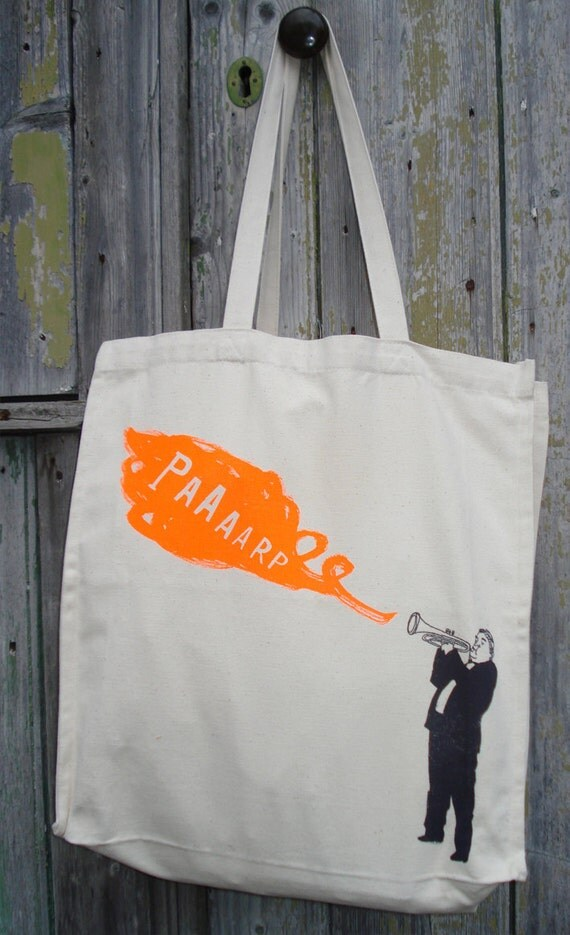 paaaarp canvas bag