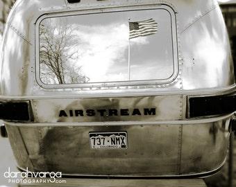 Airstream Fine Art Print