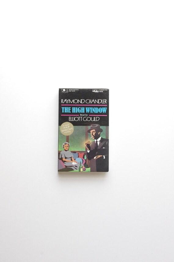 Raymond Chandler - The HIgh Window Audio Book -  Read by Elliott Gould