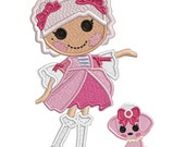 Made to match Susette - Applique or Embroidery FILE only