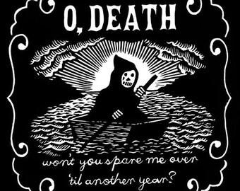 O, Death