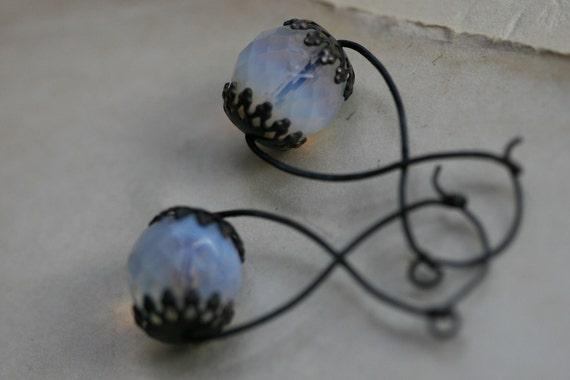 sale- Infinity earrings