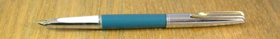 RESERVED Waterman C/F Fountain Pen