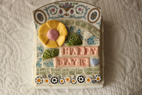 Happy Days Mosaic