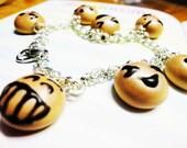 Squishy Bun Bracelet