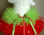 Sweet Strawberry. Made to Order price is for Newborn.