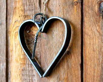 Small Heart Dinner Bell