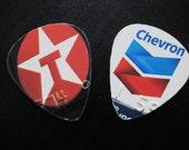 Credit Card Guitar Pick Gas companies