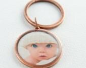 Photo Keychain  | Personalized Keychain | Custom Photo Keychain | Gifts for Him | Gifts for Her