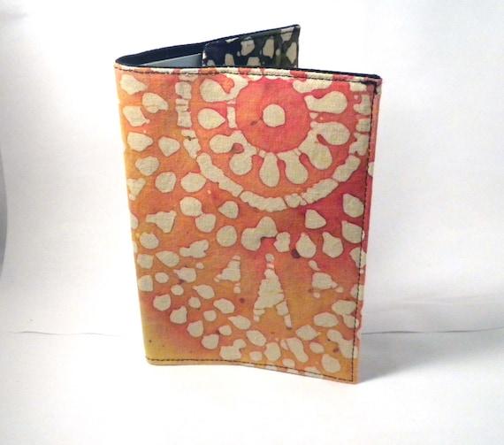 Tye-dye Passport Case hippie passport cover indonesian