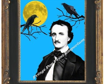 a comparison of romantic writers in henry david thoreau and edgar allan poe Essays related to comparison of emerson and thoreau 1 edgar allen poe, washington irving, henry through his writing henry david thoreau began his.