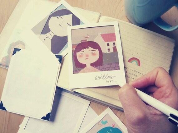 Polaroid Frames - Polaroid Picture Frames - Frames - Polaroid - Paper Frames - Polariod Picture - Stocking Filler