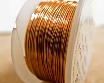 28g 15yd Copper Artistic Wire