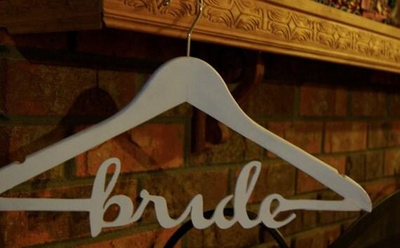 Bride Bridal Hanger,