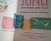 Science Primer, Childrens School book, for work and Play