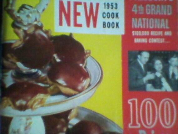 1953 Pillbury's Best Winning Recipes