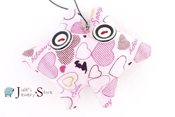 Cute Sewed Little Cloth Key / Cellphone Charm Pendant,Home decoration Ornament