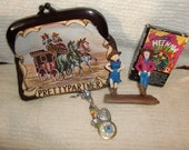 Cowgirl Purse -  Line Dancers Cake Topper , Hee Haw Cassette and More - COWGIRLS Just Want to Have Fun