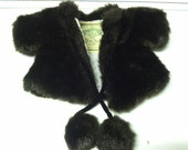 Vintage Cabbage Patch Doll Fun Fur - Mint Condition