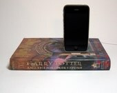 Harry Potter and the Sorcerer's Stone Book Charging Station for iPhone and iPod
