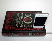 Edgar Allan Poe Charging Station for iPhone and iPod