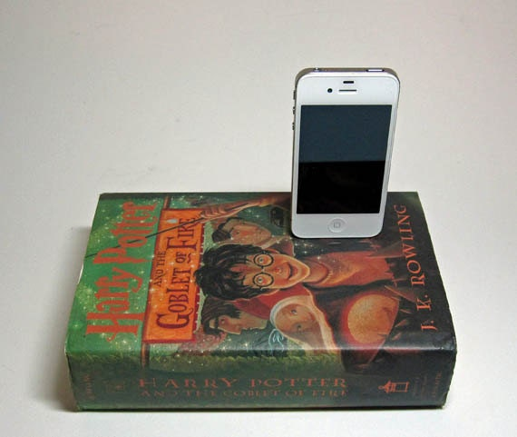 Harry Potter and The Goblet of Fire Charging Station for iPhone and iPod