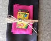 Chalk Board Mat (Girl Colors)