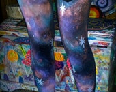 Psychonaut Galaxy Leggings (Custom made)
